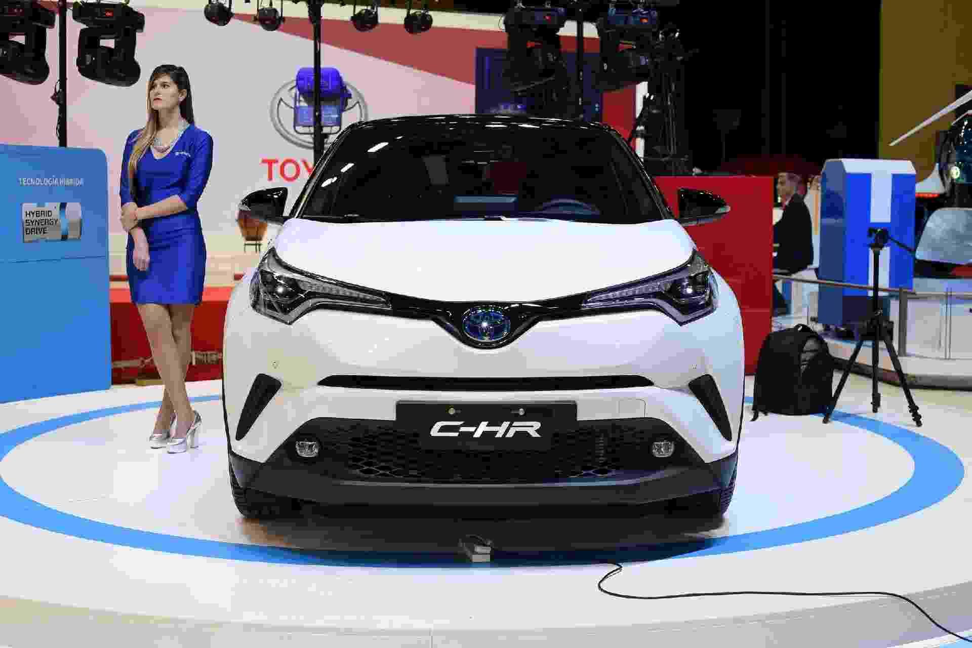 Toyota CH-R Hybrid - Murilo Góes/UOL