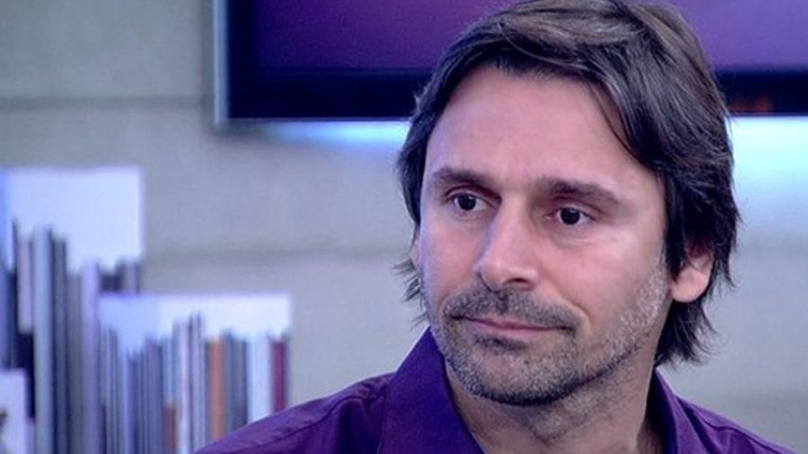 O ator e aspirante a cantor Murilo Rosa - Reprodução