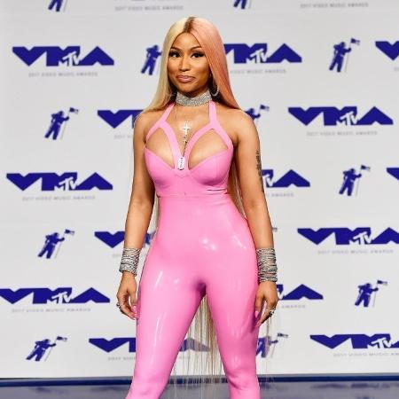 Nicki Minaj no VMA 2017 - Frazer Harrison/Getty Images/AFP