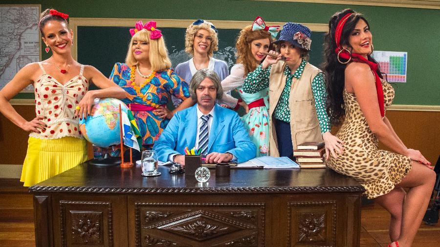 Humorístico terá sua quarta temporada gravada em maio - Estevam Avellar/TV Globo