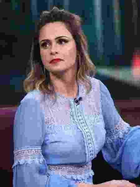 "Ana Paula Renault fala sobre ""A Fazenda"" - Antonio Chahestian/RecordTV"