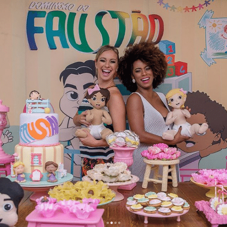 Carol Soares e Ivi Pizzott organizam chá de bebê - Reprodução/Instagram/carol_soares