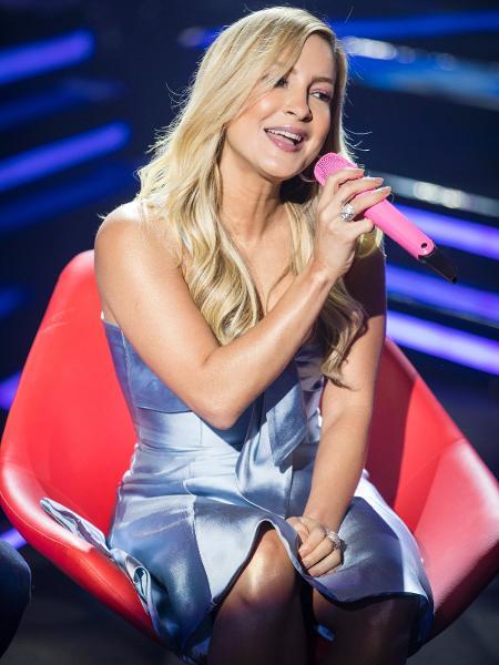 """Claudia Leitte agora é jurada do """"The Voice Kids"""" - Divulgação/TV Globo"""
