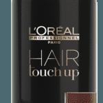 Hair Touch Up, L'Oréal Professionnel: com aplicador direcional e pigmentos de maquiagem de alta performance. R$120 lorealprofessionnel.com.br - Divulgação