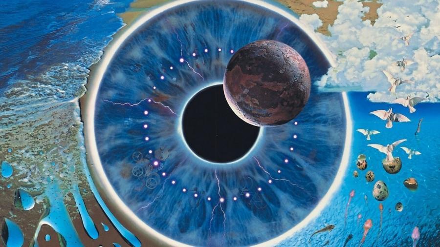 """Capa do álbum """"Pulse"""", do Pink Floyd - Reprodução"""