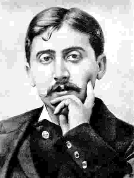 O escritor Marcel Proust - Reprodução