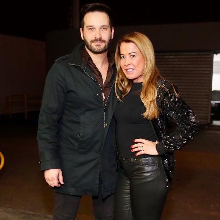 Zilu e o namorado, Marco Ruggiero - Manuela Scarpa/Brazil News