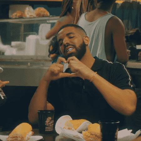 "Cena do clipe ""In My Feelings"" de Drake - Reprodução/Youtube"