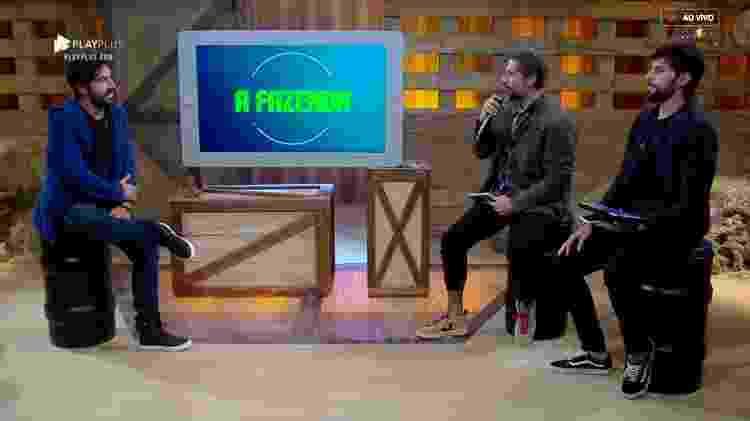 Sandro Pedroso declara apoio para Nadja Pessoa em briga com Ana Paula