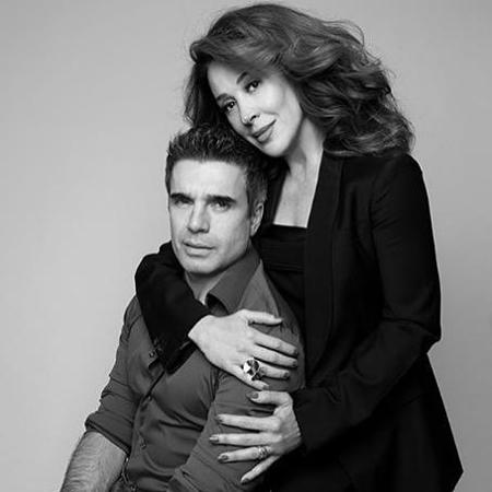Claudia Raia e o noivo, Jarbas Homem de Mello - Reprodução/Instagram