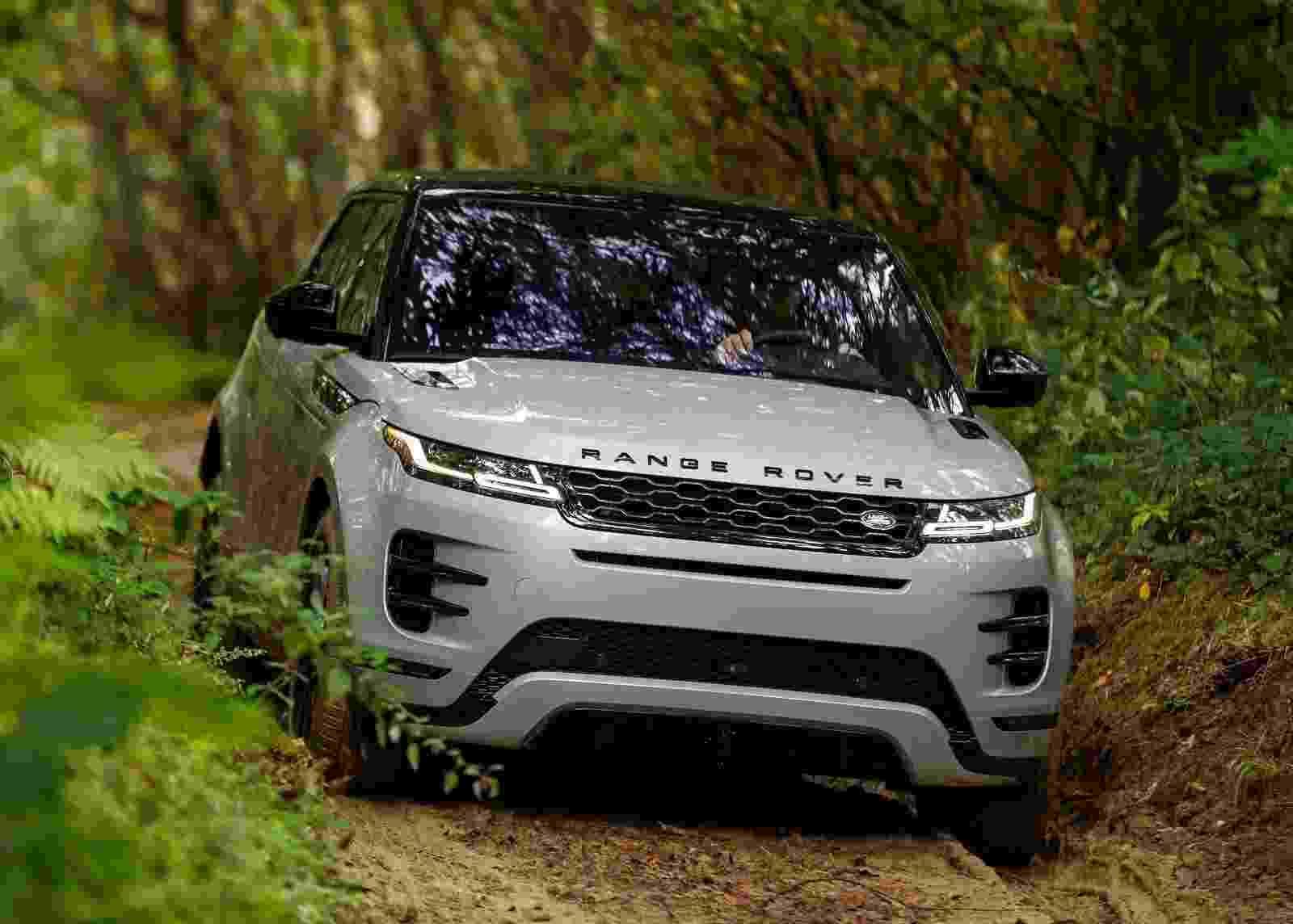 Range Rover Evoque 2020 - Divulgação