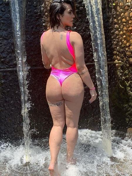 Cleo Pires mostra novas curvas nas redes sociais - Reprodução/Instagram