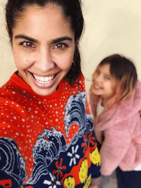 Bela Gil e a filha, Flor - Reprodução/Instagram