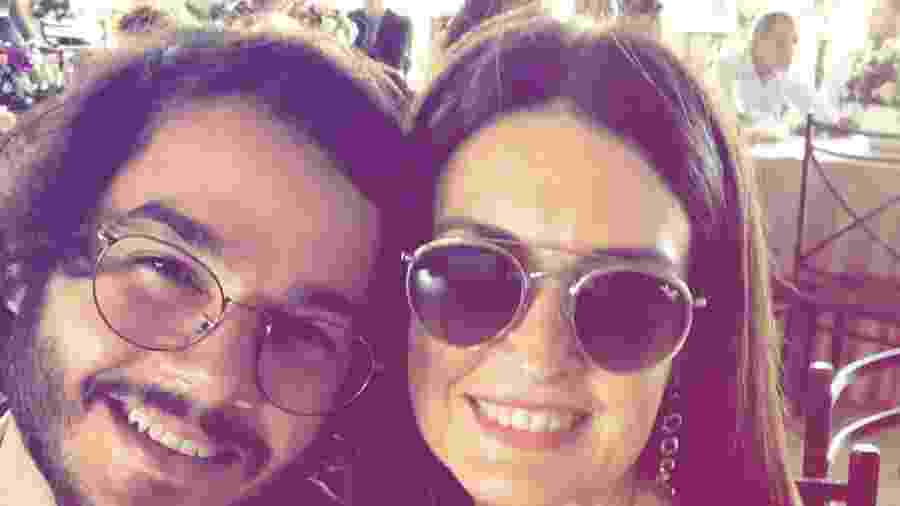 Fatima Bernardes e Tulio Gadelha - Reprodução/Instagram/@fatinhaetulio