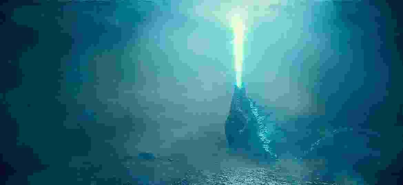 """Cena do filme """"Godzilla II - Rei dos Monstros"""" - Divulgação"""