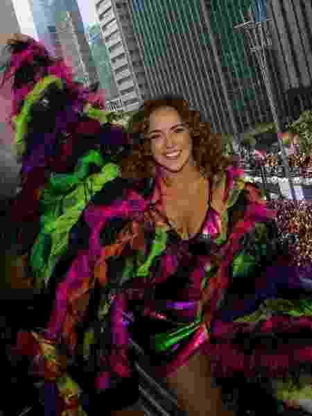 A cantora Daniela Mercury - Célia Santos/Divulgação