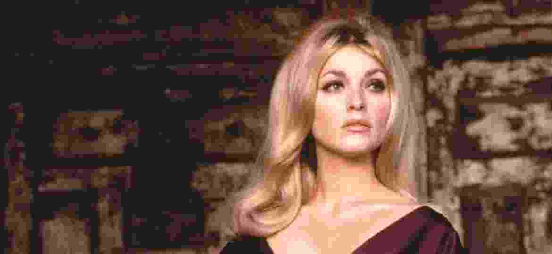 A atriz Sharon Tate em foto de 1965 - Silver Screen Collection/Getty Images