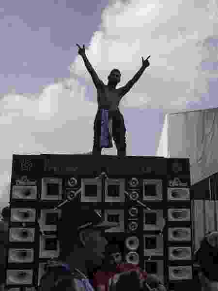 Baile funk Nitro Point em SP - Jardiel Carvalho/UOL - Jardiel Carvalho/UOL