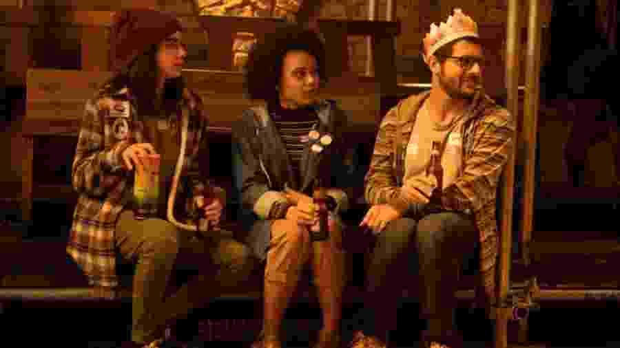 """Cena na série da HBO """"Todxs Nós"""", que discutirá pansexualidade - Divulgação"""
