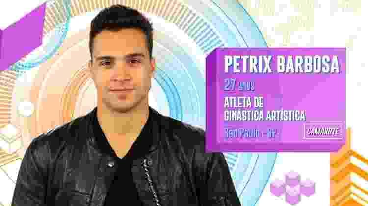 Petrix  - Divulgação/TV Globo - Divulgação/TV Globo