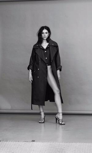 Bruna Marquezine posou para a revista Elle holandesa