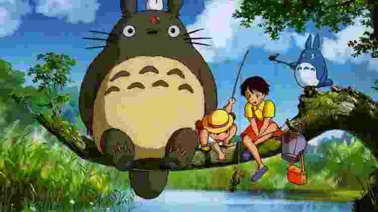 Animações do Estúdio Ghibli foram grande influência em Lunar - Reprodução