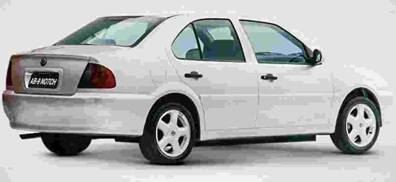 Protótipo do Voyage G2 chegou a ser feito pela VW - Reprodução