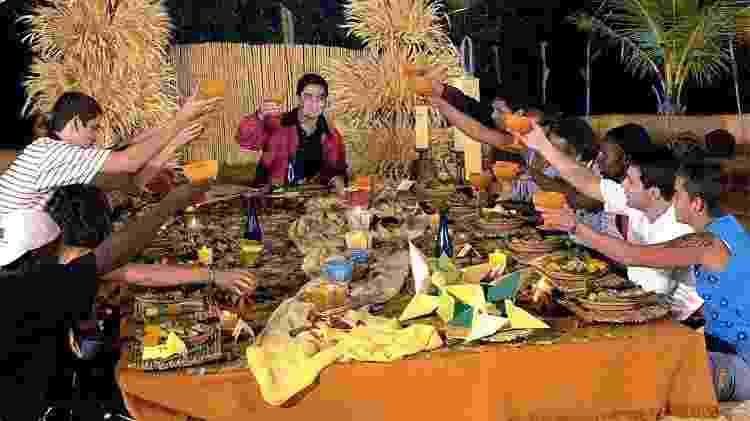 no limite jantar - Divulgação/TV Globo - Divulgação/TV Globo