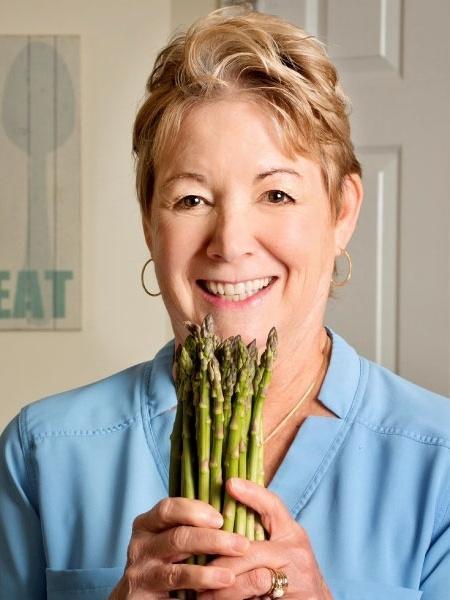 Cathy Brophy fez terapia ocupacional por seis meses para recuperar a fala - Deborah Young Photography/American Heart Association