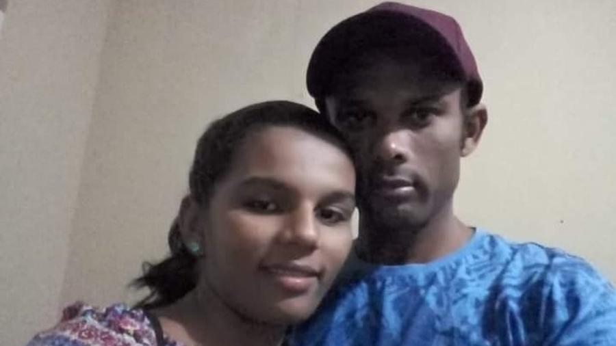 Roseane Pereira Rosa e Silva foi morta em Itajobi; José Ivamiro fugiu, mas acabou preso - Redes sociais