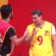 BBB 21: Rodolffo e Caio na prova do líder - Reprodução/Globoplay
