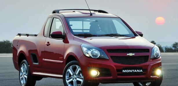 Carros | Chevrolet tira Montana de linha e anuncia nova picape para o Brasil