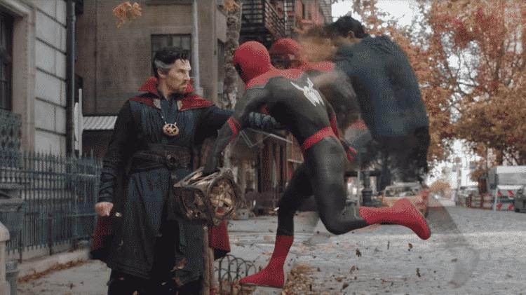 """Trailer de """"Homem-Aranha: Sem Volta Para Casa"""" - Reprodução - Reprodução"""