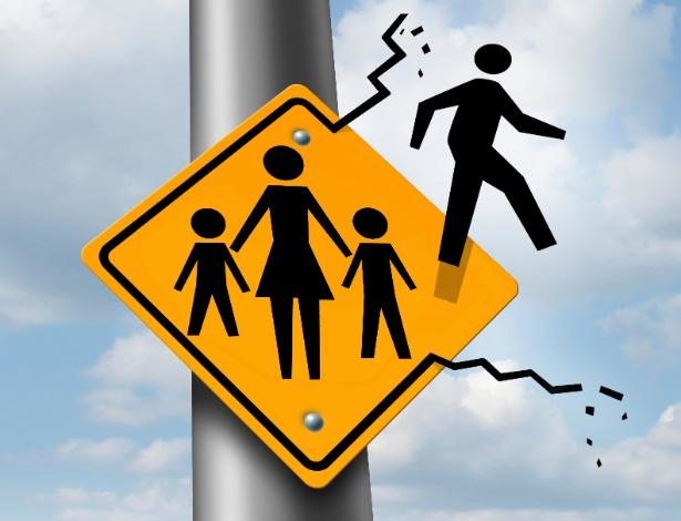 Leis, acordos sindicais e decisões judiciais protegem as mulheres e seus filhos - Getty Images