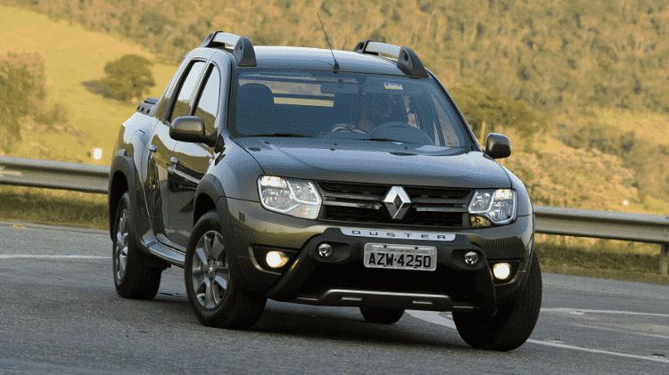 Versão de topo da Renault pode vir com motor 1.6 ou 2.0; no segundo caso, há opção de câmbio automático - Murilo Góes/UOL