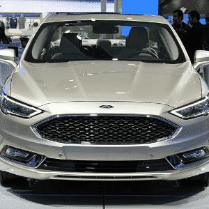 Ford Fusion Platinum 2017 - Murilo Góes/UOL
