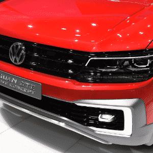 Volkswagen Tiguan GTE Active Concept - Murilo Góes/UOL