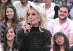 """Ana Maria Braga discute sobre leite materno no programa """"Altas Horas"""" - Reprodução/TV Globo"""