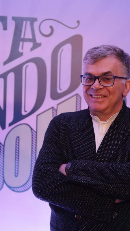 Walcyr Carrasco - Paulo Belote/Globo