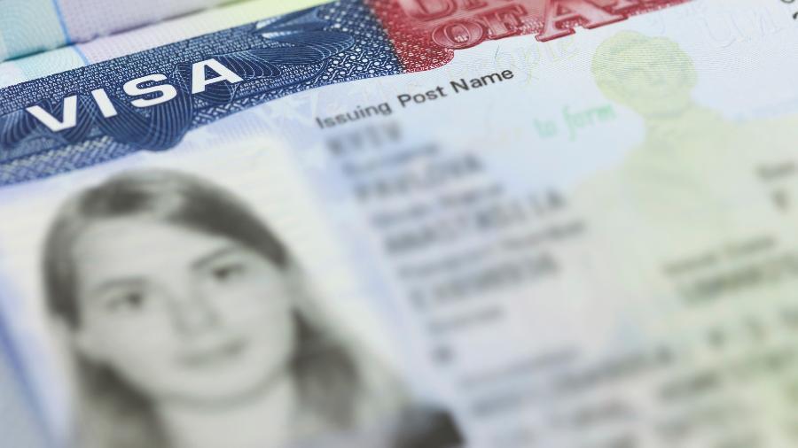 É preciso estar atento na hora de preencher os formulários para tirar o visto americano - Getty Images