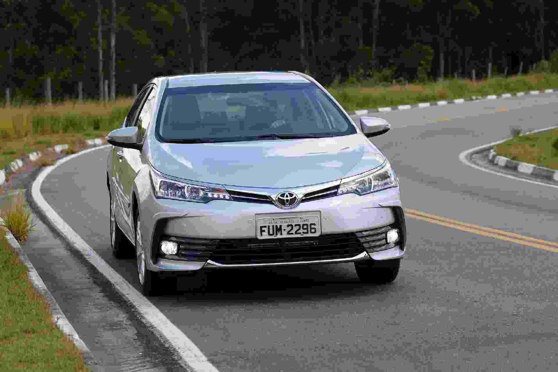 Toyota Corolla XEi - Murilo Góes/UOL