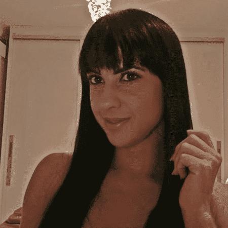 Graciele Lacerda mudou o visual recentemente e apareceu de franja - Reprodução/Instagram