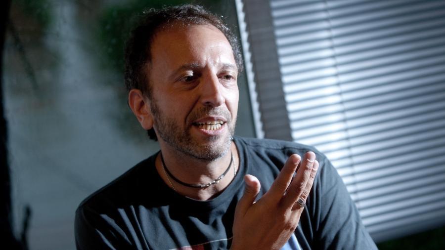 O ex vice-presidente de Televisão da Band, Diego Guebel - Leticia Moreira/Folhapress
