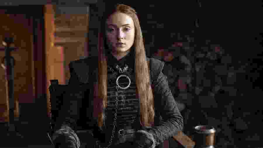 """O look de Sansa Stark na 7ª temporada de """"Game of Thrones"""" - Divulgação"""