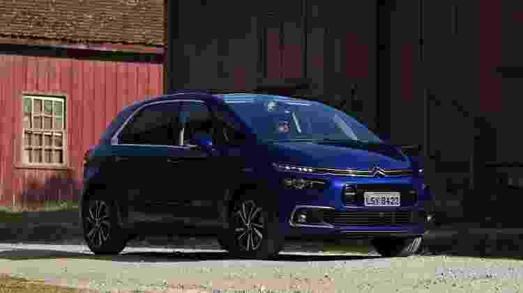 Citroën C4 Picasso - Murilo Góes/UOL - Murilo Góes/UOL