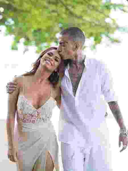 Lexa e MC Guimâ se prepararm para casar - Reprodução/Instagram