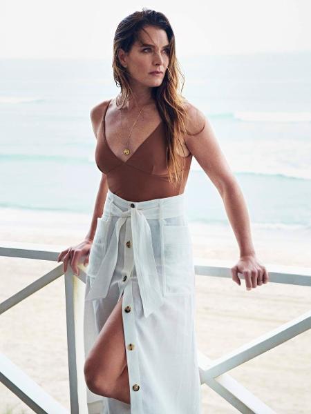 Brooke Shields - Reprodução/PorterEdit