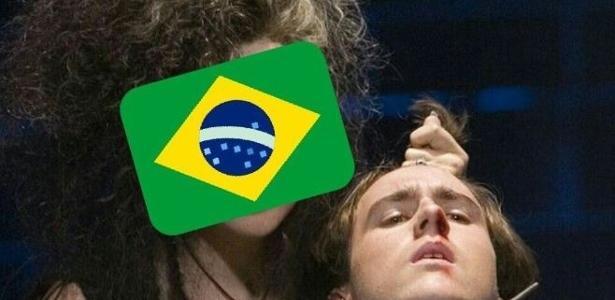 Brasileiros não perdoam ator de Harry Potter após eliminação da Inglaterra