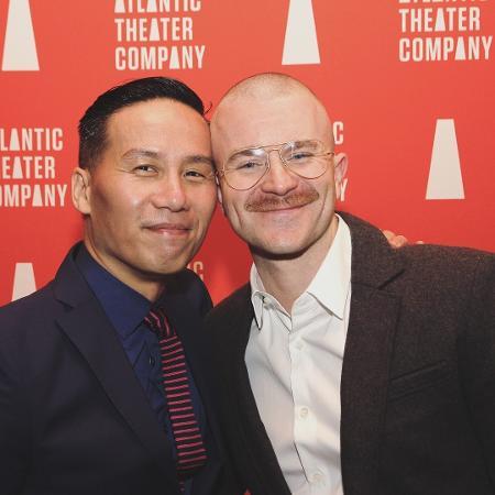BD Wond e Richert Schnorr se casaram em NY - Reprodução/Instagram