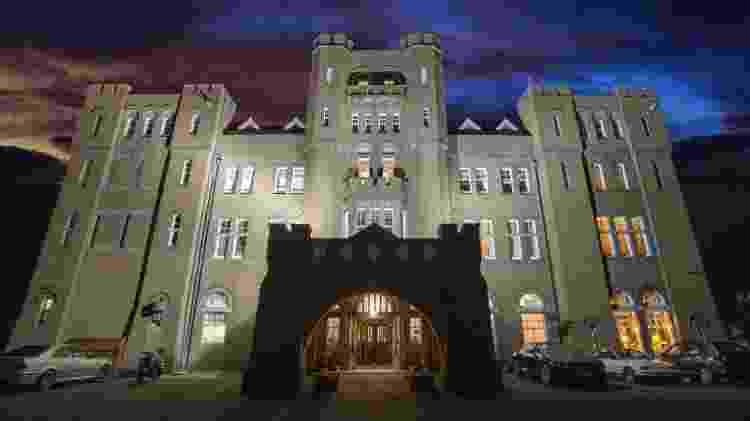 Camelot Hotel, na Inglaterra - Divulgação/Visit Britain - Divulgação/Visit Britain